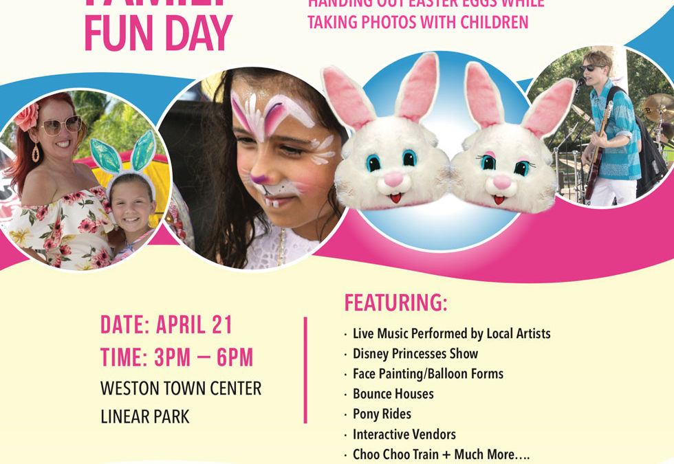 Easter Family Fun Day 2019