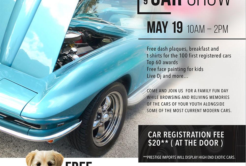 2019 Annual Classic Car Show